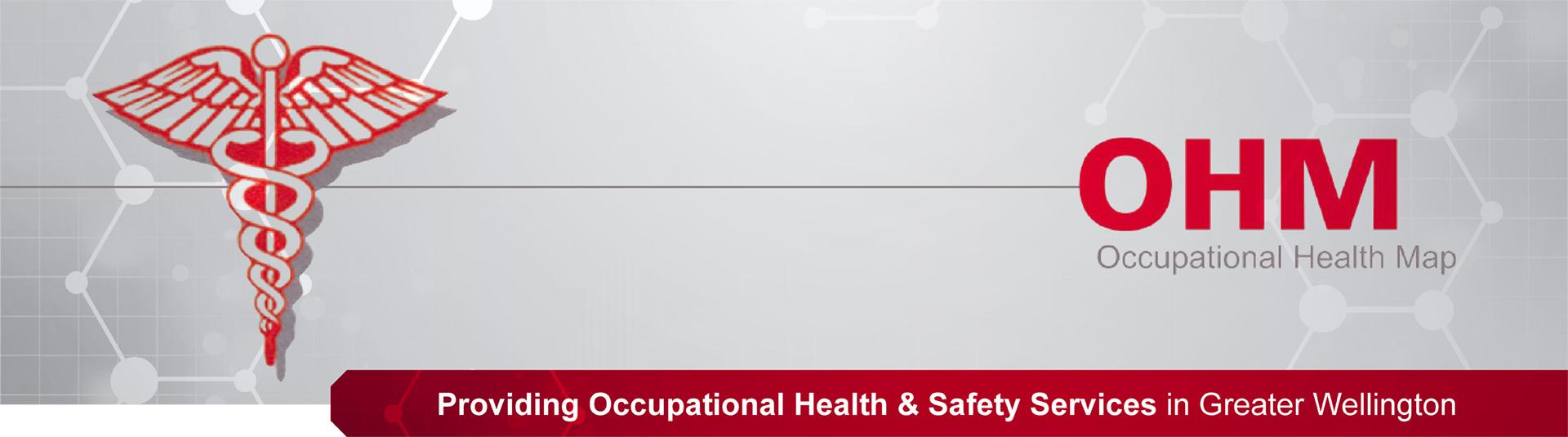 Occupational Health Map